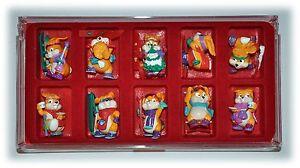 Hanny Bunny Minettes du ski Ferrero Ü-OEUF Jeu 1996 avec 10 BPZ-afficher le titre d`origine efftf0Vl-09105325-225160410