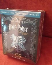 Harry Potter - Limited Edition : 8 Movie (Blu-ray Disc, 2016, 16-Disc Set) *NEW*