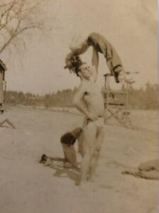 17 Best images about vintage men in swimsuit on Pinterest