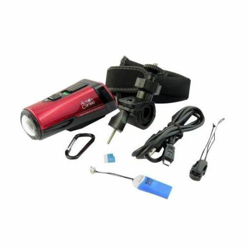 Action Plus Camera Cam Video Recorder Waterproof Camcorder Sports