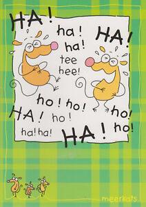 Vouchers-Funny Humour Anniversaire Card-BB ~ Free p/&p