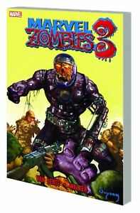 Marvel-Zombies-Volume-3-GN-Fred-Van-Lente-Arthur-Suydam-Walking-Dead-New-NM