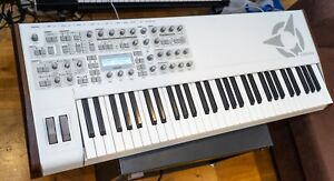 *SUPER RARE* Access Virus TI2 Keyboard synthesizer - Whiteout Limited Edition