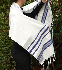 Details about Cheap Kosher Tallit Prayer Shawl 18x72
