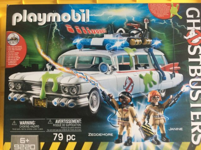 playmobil 9220 ghostbusters ecto-1 NEW