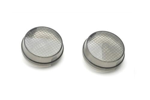 Smoke Turn Signal Lens Lenses For Honda Shadow Aero Phantom VLX 750 1100
