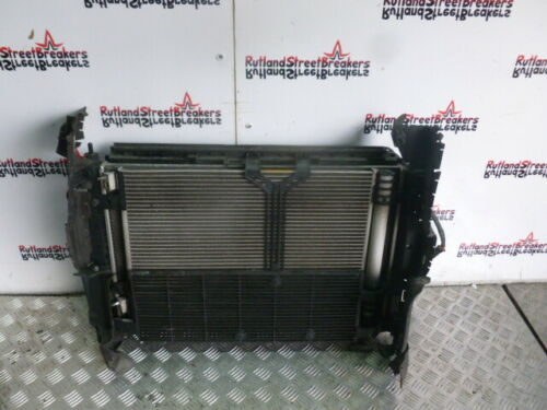 GRAND PICASSO 1.6 HDI BHZ COMPLETE RADIATOR PACK 9673629786 CITROEN C4 PICASSO