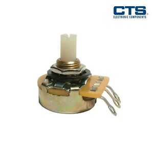 CTS-Nylon-Shaft-Potentiometer-Various-values-Fender-Amplifiers