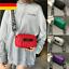 Damen MOSCHINO Handtasche Designer Diagonal Messenger Schulter Umhängetasche