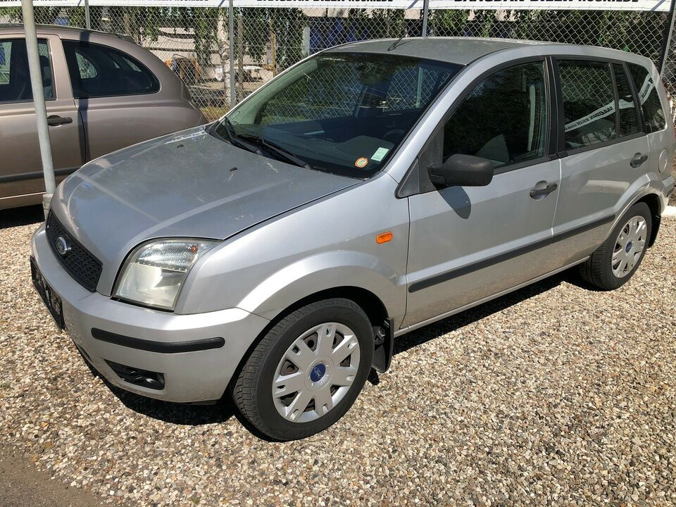 Ford Fusion, 1,6 Trend, Benzin