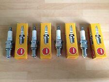 Honda CB500 K1-K3 F F 75-77 CB550 F1-F2/K3 78-78 NGK Spark Plugs conjunto publica Gratis!