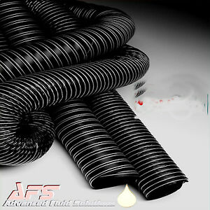 Flexible-Hot-Cold-Air-Transfer-Ducting-Car-Engine-Brake-Feed-Pipe-Hose-Induction