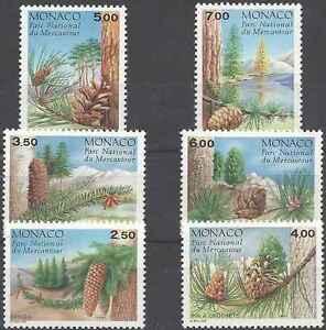 Timbres-Flore-Monaco-1799-1804-lot-1280