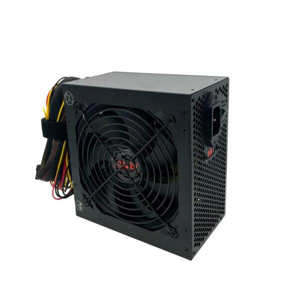 "725W ATX Power Supply 12CM 4.5/"" Fan PCIE SATA 20//24 4//8 Pin 12V for AMD INTEL PC"