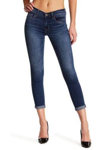 HUDSON JEANSHarkin Crop JeansMatchmakerSz 12 14