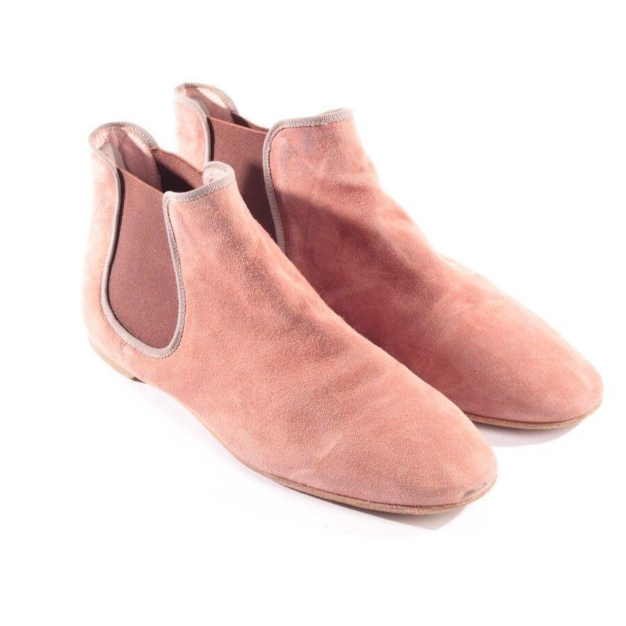 PRETTY BALLERINAS Damen Stiefeletten Gr. D 37 Rosa Damen BALLERINAS Schuhe Stiefel Schuhes Ankle 53f470