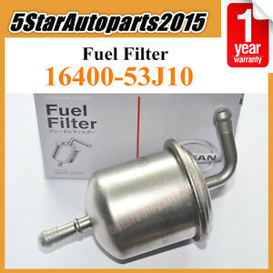 image is loading new-fuel-filter-16400-53j10-for-nissan-altima-