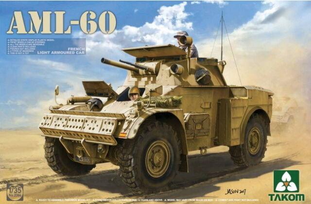 Armored Car For Sale >> Takom 2084 1 35 Aml60 French Light Armored Car