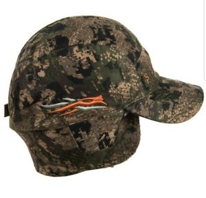 Sitka Mens Sitka Incinerator Windstopper Optifade Ground Forest Camo NWT