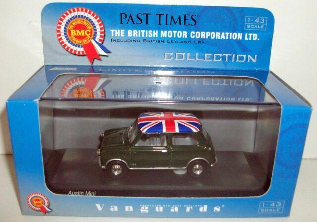 Vanguards Austin Mini 1/43 VA01311 British Racing Green