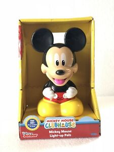 Disney-Junior-MICKEY-MOUSE-Light-up-Pals-MICKEY-MOUSE-CLUBHOUSE-free-shipping