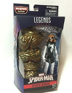Marvel-Legends-Spider-Man-Far-From-Home-SPIDER-WOMAN-6-034-Figure-BAF-Molten-NEW