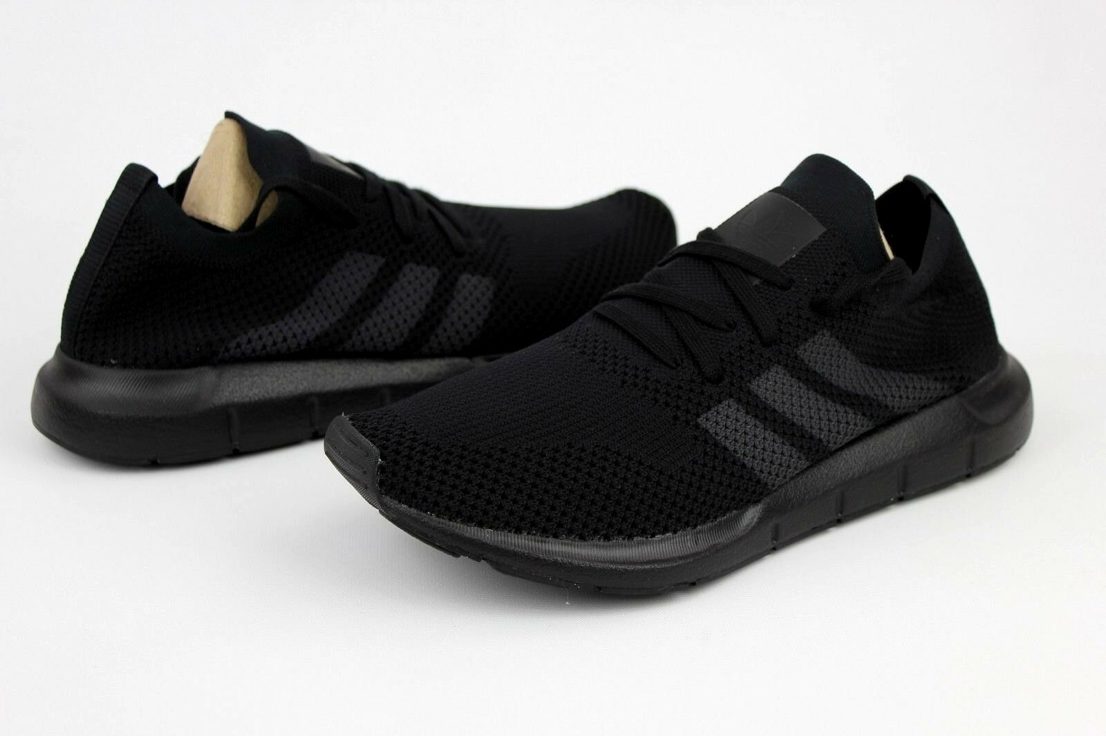 Adidas Swift Run PrimeKnit CQ2893 Core Nero/Grey Five/Core Blac Size 8   Uomo