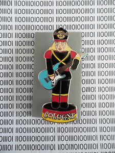 Hard Rock Cafe Cologne 2010 - German Nutcracker Dol Icon - Local HRC Pin