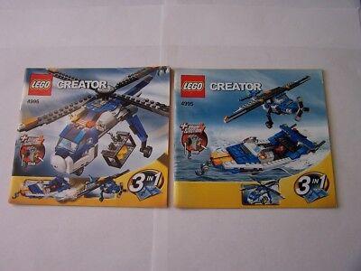 Instruction Nr 4995 Modestil Lego® Bauanleitung