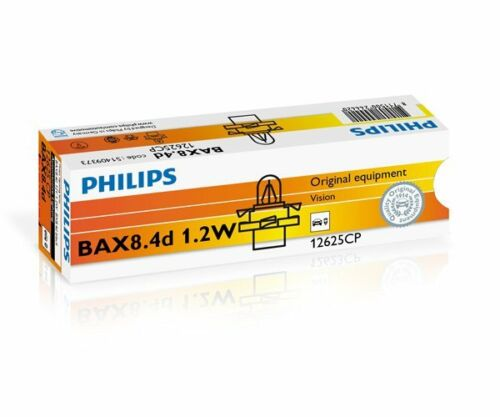 Instruments éclairage Philips 12625cp ampoule