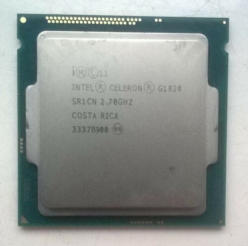 Intel Pentium G1820 G1840 G1850 G3220 G3240 G3250 G3258 G3260 G3420 G3440 G3460