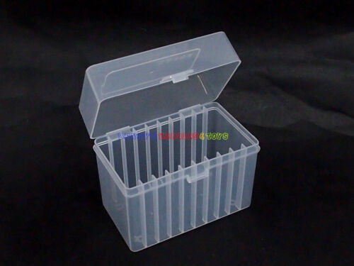 For US Penny 19mm New Plastic Storage Box Case /& 10pcs Coin Slab Holder