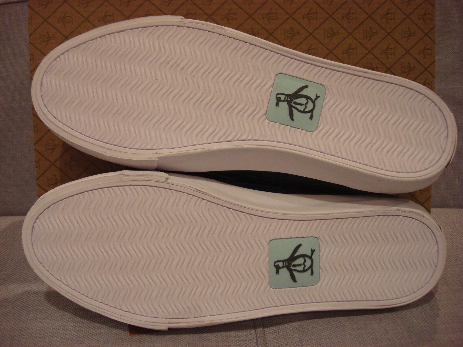 ORIGINAL PENGUIN MEN'S V SIZE PENNY SUEDE CASTLE ROCK SIZE V 8.5 Schuhe - BRAND NEW 96da70