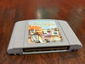 Star Wars episodio I: Racer (Nintendo 64, 1999) Sólo Cartucho