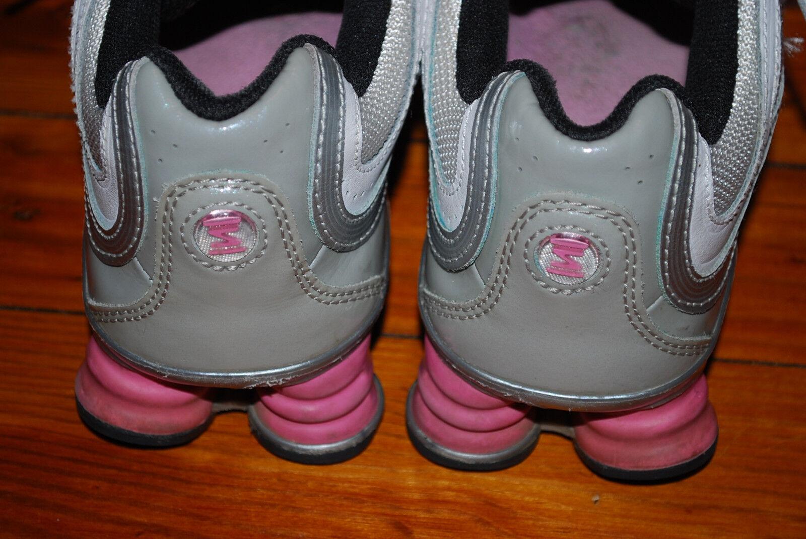 buy online eb400 4eb87 ... Women s Nike Shox Turbo 9 Pink Gray Running Running Running Sneaker  (5.5) 1315a1 ...