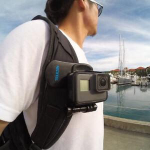 Supporto-clip-ZAINO-rotante-Telesin-per-GoPro-Hero-4-5-6-7-8-e-altre-action-cam