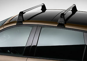 genuine renault touring line roof bars rack scenic grand scenic 7711424761 ebay. Black Bedroom Furniture Sets. Home Design Ideas