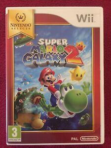 Jeu Wii / Wii U Mario Galaxy 2