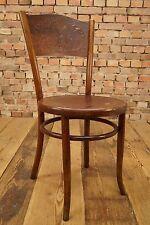 Vintage Bistro Chair Stuhl Kaffeehaus 30er Holzstuhl Barstuhl Fischel Bugholz