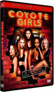 Coyote-Girls-Director-039-s-Cut-DVD-NEUF