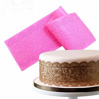 6 Patterns Food Grade Material Diy Cake Bread Chocolate Cheese Mould Kitchen Pan