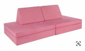 """The Nugget Comfort Couch """"Rosebud"""" Limited Color BRAND NEW ..."""