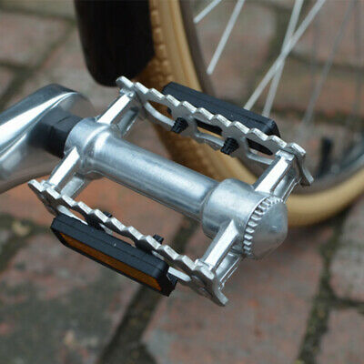 """Fixie Fixed Gear Retro Vintage Bicycle Pedals 9//16/"""" VP Components VP-365 Road"""
