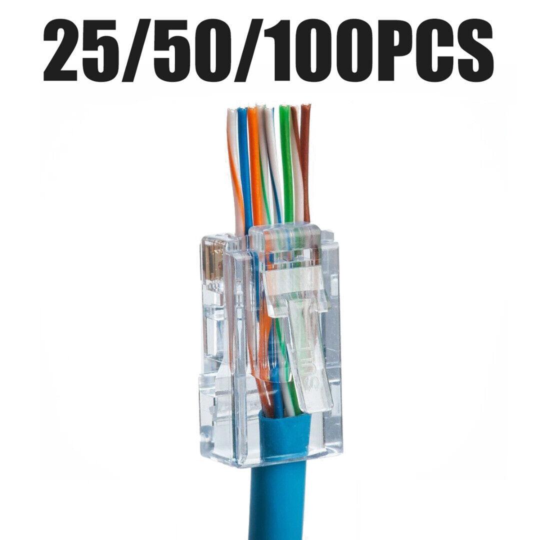 TM2REA-1212 6P6C, RJ11 Pack of 5 2PORT - CONNECTOR 50 JACK