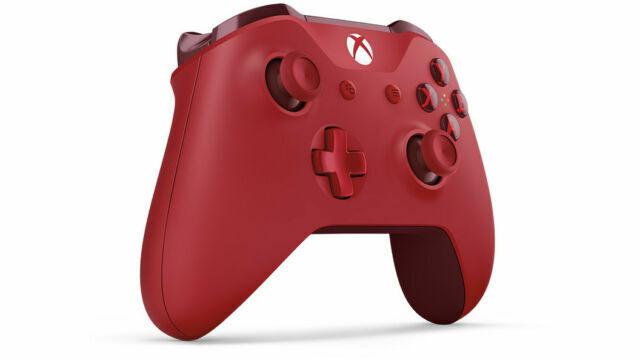 Microsoft Xbox One Wireless Controller - Please Red Description!!!!!!