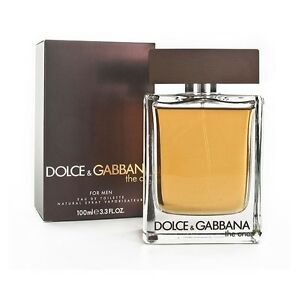 perfume de chico dolce gabana the one