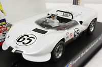 Revell Monogram Chaparral 2 65 Road America 4883 1/32 Slot Car In Display