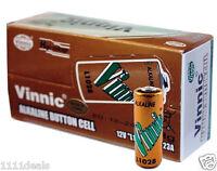 Vinnic A23 Mn21 L1028 Lrvo8 Alkaline 12v Batteries 50 Ct