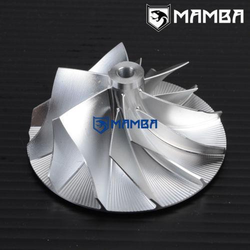 6+6 MAMBA Turbo Billet Compressor Wheel GARRETT Racing GT3076R 54.97 // 76.13