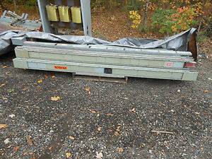 170 Ge 225amp 3phase 3wire 600v Ac Armor Clad Busway Bus